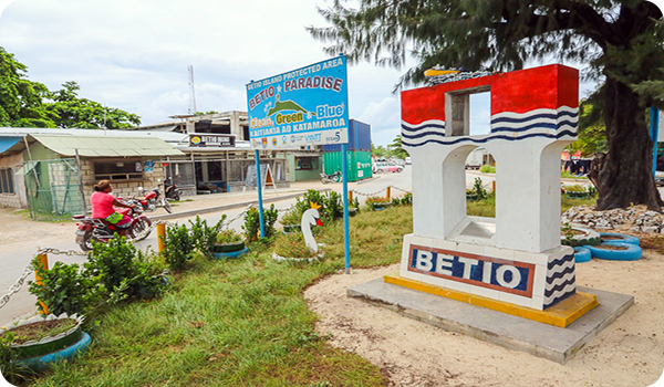 город Бетио
