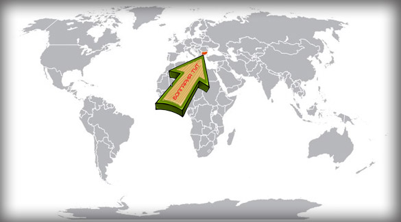 Где находится Болгария?
