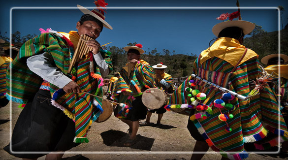 Боливия. Население