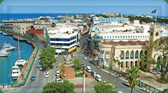 Бриджтаун. Столица Барбадоса