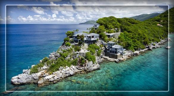 достопримечательности Британских Виргинских островов