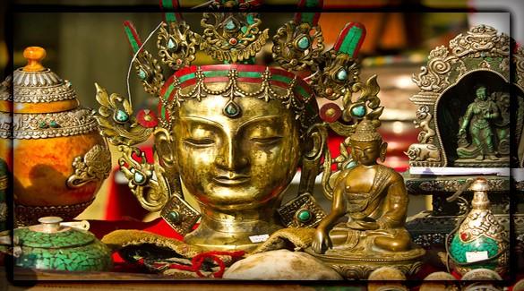 Сувениры Бутана