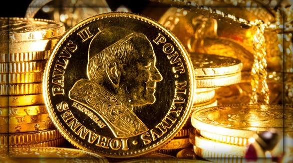 Сувениры Ватикана