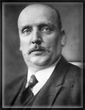 Вильгельм Миклас (Wilhelm Miklas) -третий президент Первой Австрийской Республики
