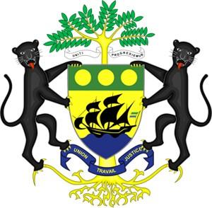 герб Габона