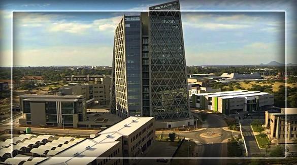 Габороне - столица Ботсваны