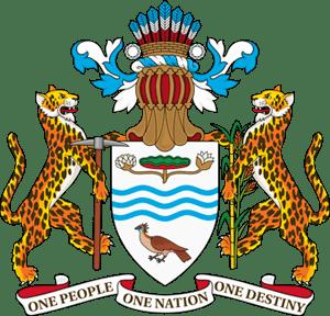 герб Гайаны