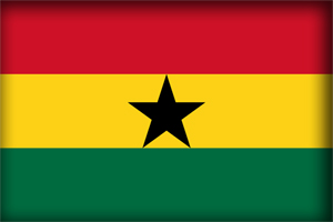 флаг Ганы (Flag of Ghana)