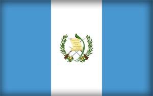 флаг Гватемалы (flag of Guatemala)
