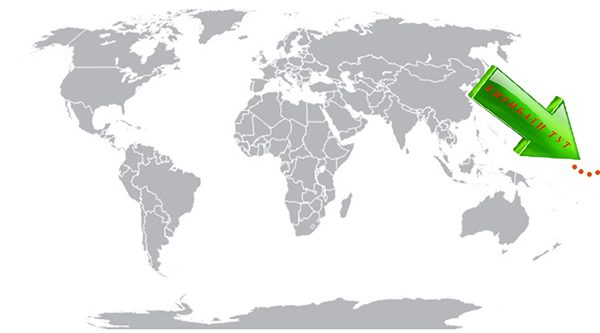 Где находится Республика Кирибати