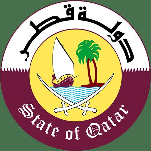Эмблема Катара (Emblem of Qatar)