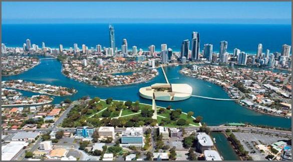 Голд-Кост. Австралия