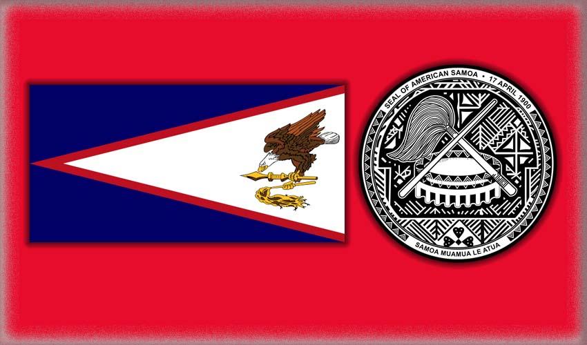 Государственные символы Американского Самоа