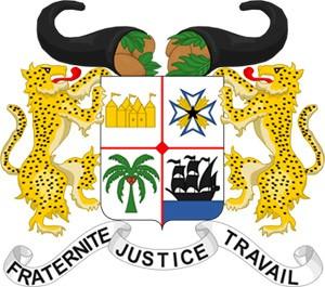 Государственный герб Бенина