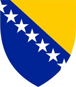 герб Боснии и Герцеговины