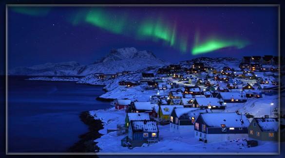 Гренландия - краткая информация