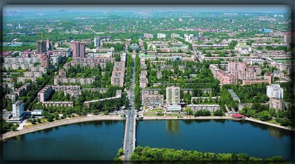 Донецк - столица ДНР