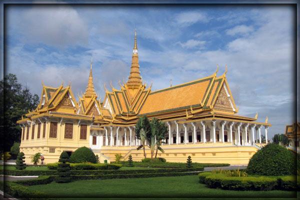 Достопримечательности Королевства Камбоджи