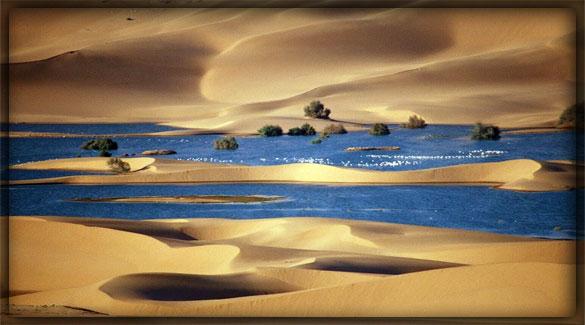 Достопримечательности в Западной Сахаре