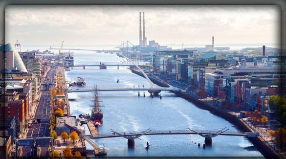 Дублин - Ирландия