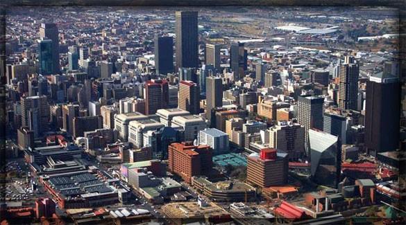 Лусака - столица Замбии