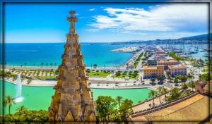 Испания - третья самая посещаемая страна