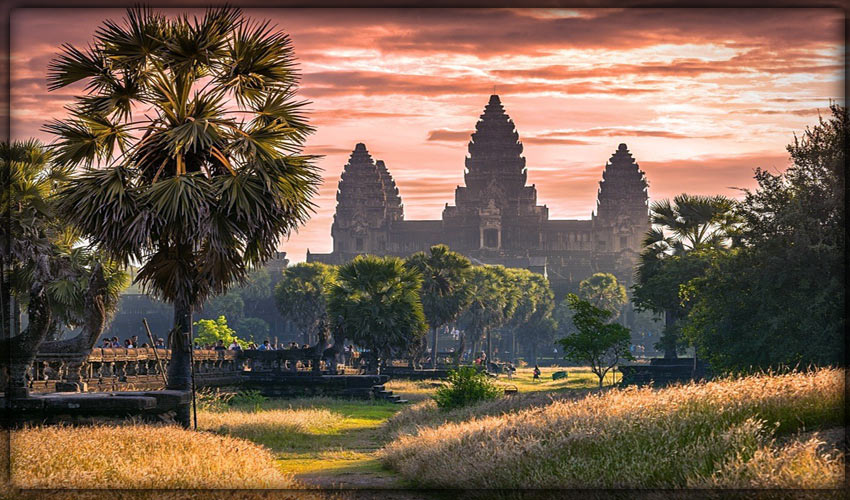 Камбоджа - краткая информация