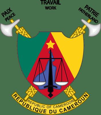 Герб Республики Камерун