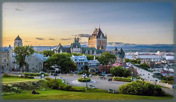 Город Квебек - Канада