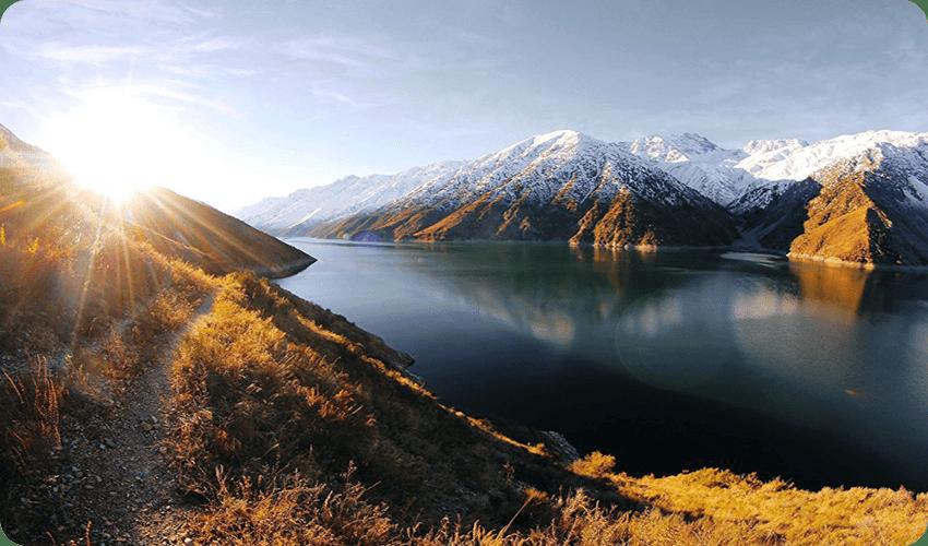 Киргизия (Кыргызстан) - сказочная, горная страна