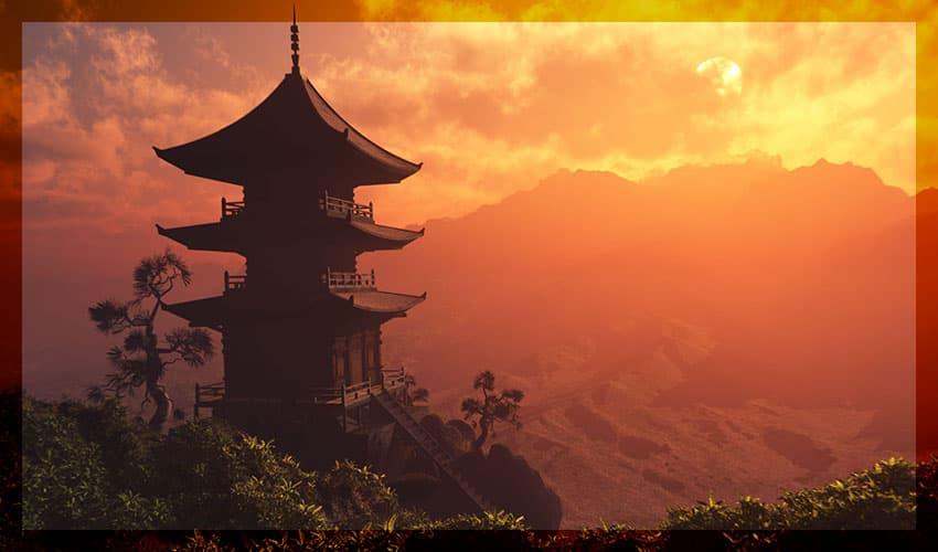 """Китай - """"поднебесная империя"""""""
