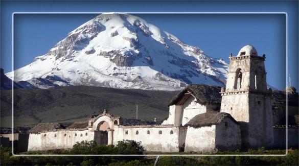 Красивые места Боливии
