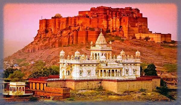 Крепость Мехрангарх - Индия
