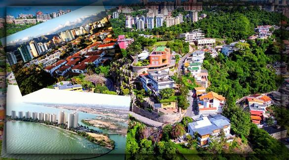 Крупнейшие города Венесуэлы