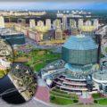 Крупнейшие города Беларуси