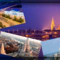 Крупнейшие города Венгрии