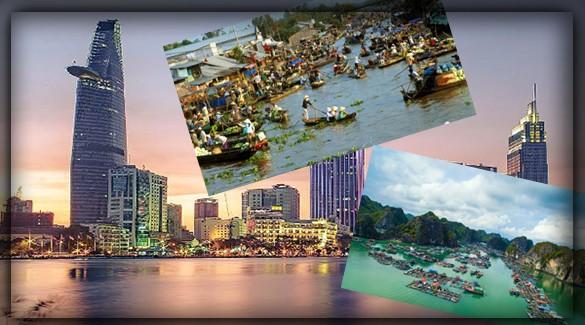 Крупнейшие города Вьетнама