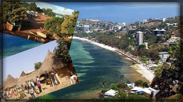Крупнейшие города Гвинеи