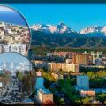 Крупнейшие города Казахстана
