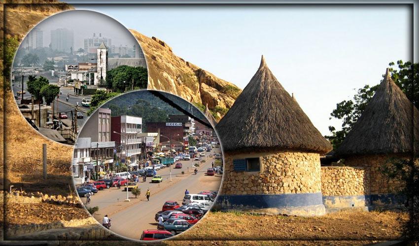 Крупнейшие города Камеруна