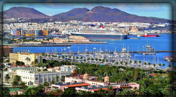 Лас-Пальмас-де-Гран-Канария (Las Palmas officially Las Palmas de Gran Canaria)