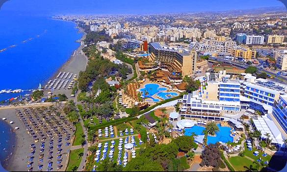 город Лимасол (Limassol)