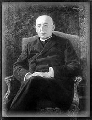 Михаэль Хайниш - (Michael Hainisch) -второй президент Первой Австрийской Республики