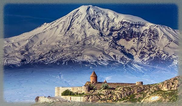 Монастырь Хор Вирап - Армения