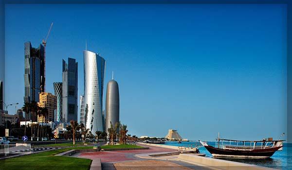 Набережная Корниш (Доха, Катар)