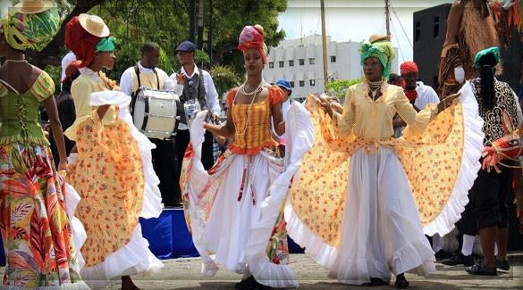 Население Барбадоса