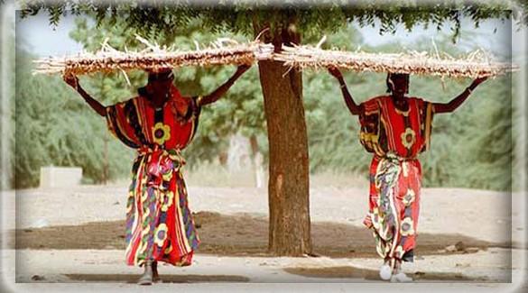 Население Буркина-Фасо