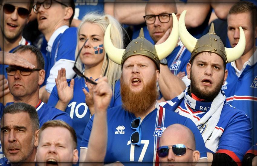 Население Исландии