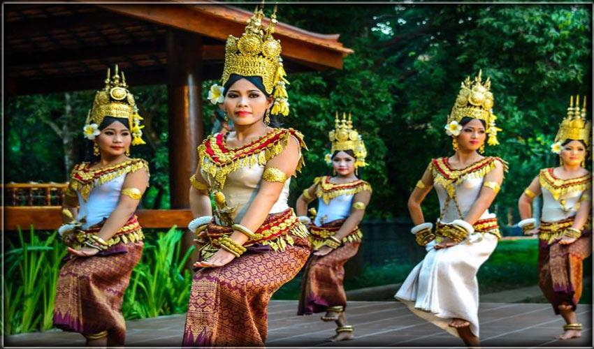 Население Камбоджи