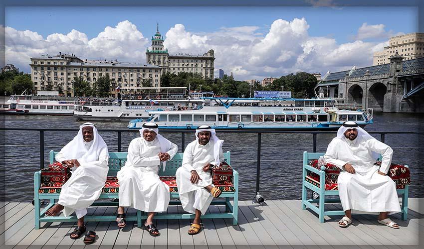 Население Катара